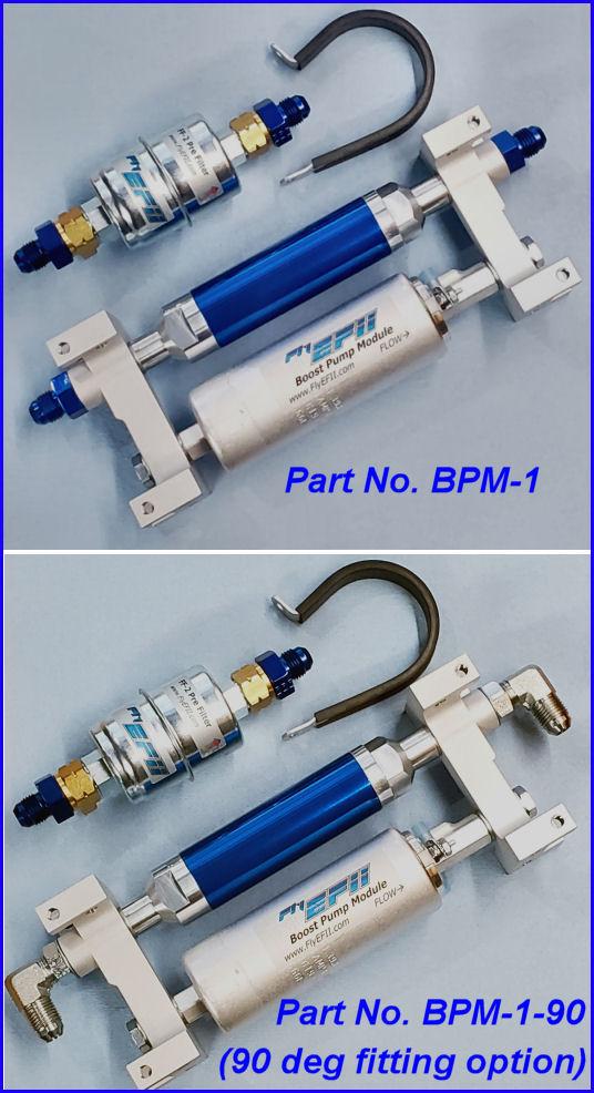 Boost Pump Module